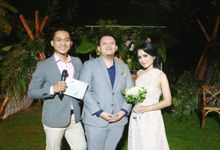 MC for Outdoor Wedding Party by MC Wedding Banna