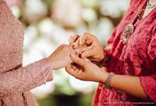 Windi Radit Engagement by Chandira Wedding Organizer