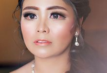Bride Ms. Fanny by Yovita Chandra Makeup Artist