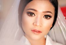 Bride Ms. Fitri by Yovita Chandra Makeup Artist