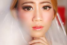 Bride Ms. Felia by Yovita Chandra Makeup Artist