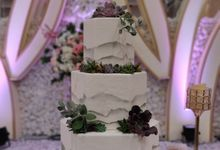Succulent Beauty by Cakes 'n' Bakes