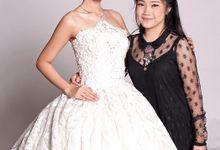 Bridal Fashion Show by Nadya Artamara Make Up Artist