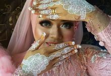 Henna Wedding by Ikkie henna art