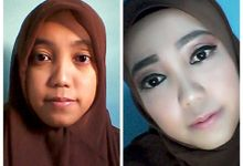 Before After by Brush Makeup Jogja