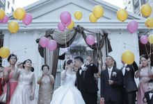 Wedding Ema Dicky by Gphotography