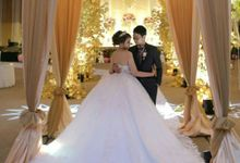 The Wedding Of Biondi & Stefanie by Barcode Organizer