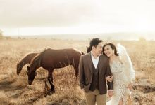 Prewedding of Fellicia & Kevin by Makeup by Windy Mulia