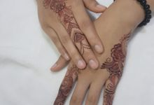 Simple Henna by Henna by QIA