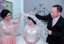 """From the Wedding of """"cintya & Altair by Nadhif Zhafran Photography"""