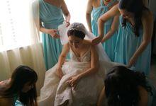 Wedding Jerry & Tirzani by P.allette