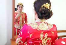 Wedding KUA Traditional Chinese by Angel Chua Lay Keng Makeup and Hair