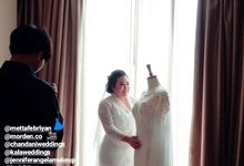 The Wedding of Hendra & Margaretha by METTA FEBRIYAN bridal & couture