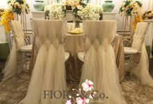 AKAD NIKAH decoration by FIORE & Co. Decoration