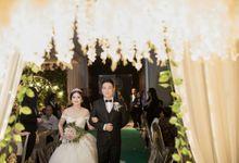 Davit & Siela by AmouR Wedding Planner & Organizer