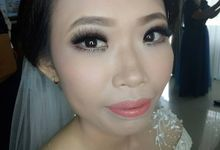 B&N Wedding by Lenny Lie Make up