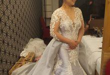 wedding by Gabby Rotra MUA