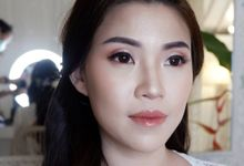 Wedding, Prewedding And Trial by CHERIS'H makeup artist