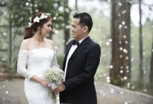 Prewedding Aris & Sherry by csmakeuparts