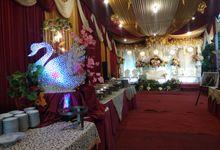 Paket Pernikahan Di Rumah by Deandra Wedding Planner