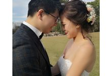 Japan Oversea Prewedding Photo and Video shoot for Zhi Jie & Carine by WillieHaz Hair & Beauty