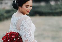 Bride Aivy by Anna Limson Makeup Artistry
