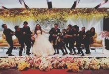 Wengki & Karina; 15 Dec 2018 by Kingdom wedding organizer