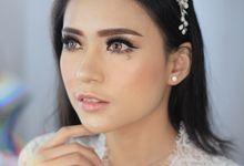 Bride Tika by Shellen Makeup Artist