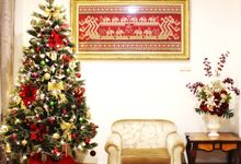 Christmas Decoration by CITTA Wedding