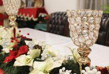 Christmas Decoration by CITTA Wedding