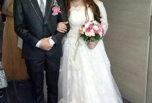Wengki & Karina 15 Dec 2018 by Kingdom wedding organizer