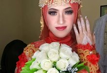 Wedding Vany & Ujang by Cindy_prof_makeup