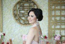 Sangjit & Prewedding Ms. Alvina by Stefa Makeup