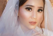 Bride Ms. Angelia by Yovita Chandra Makeup Artist