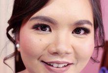 Bridesmaid Ms Tarra by Yuka Makeup Artist