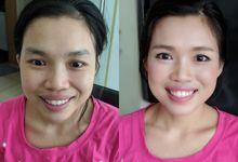 Makeover by Jinnie Lee Korean Makeup & Hair