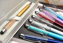 Luxurious Crystal Pen With Smartphone Pointer by Fine Souvenir