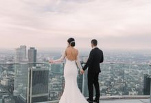 Hochzeit in Frankfurt am Main by Anjeza Dyrmishi photographer