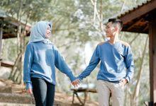 Prewedding Ela & Naim by MOSSA Photography