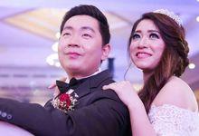 Hendra & Maggie by AmouR Wedding Planner & Organizer