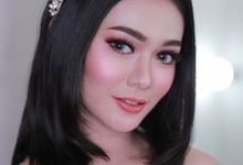 Bride Makeup. by Natcha Makeup Studio