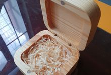 Wooden Ringbox by CIRIACO