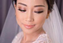 Wedding Makeup For Ms. Joanna by Shellen Makeup Artist