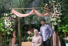 Engagement of Saras & Sabil by Armadani Organizer
