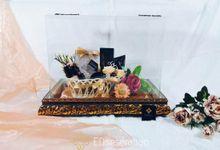 [Photoshoot] 2019 ED Blackgold Tray, Make Up by EDseserahan