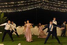 Adam Jess Wedding by FOUR STEPS WEDDING DANCE
