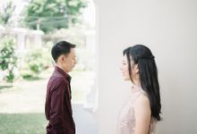 Franky & Cindy Engagement by SYV Studio