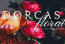 Listed as Preferred Wedding Floral Designer by Dorcas Floral