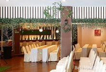 Sweet 17th Birthday Dinner Party by Belfiore Florist
