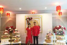 Sangjit Day Benny&Yuliana by Calysta Sangjit Decoration